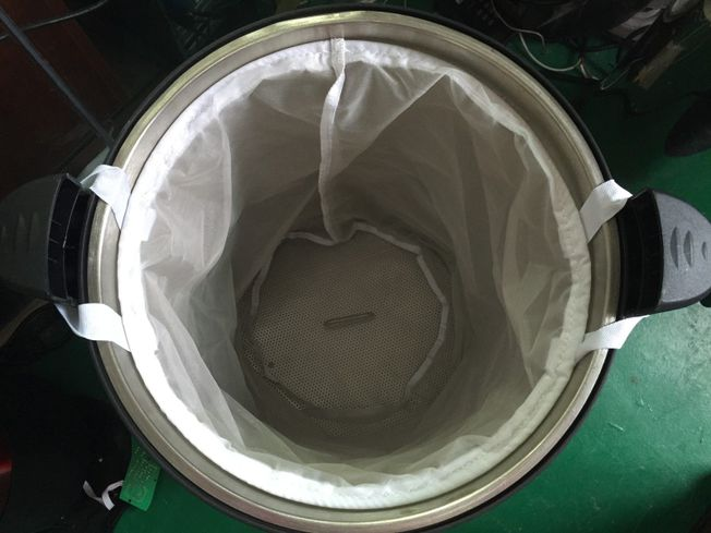 30 liter sparger (brew in a bag)