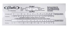 co2 slidechart lineal beregner