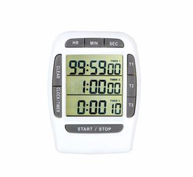 Timer med 3 displays